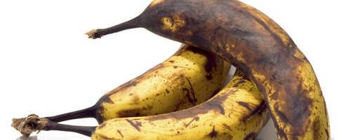 banane brune